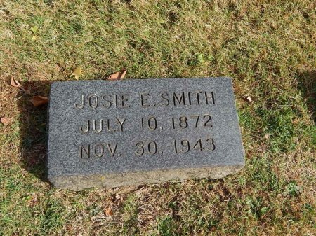 SMITH, JOSIE E - Greene County, Missouri | JOSIE E SMITH - Missouri Gravestone Photos