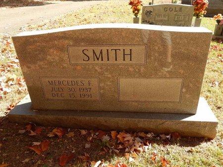 SMITH, MERCEDES F - Greene County, Missouri | MERCEDES F SMITH - Missouri Gravestone Photos