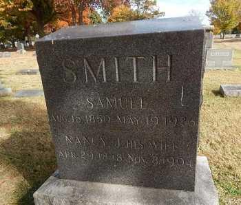 SMITH, NANCY J - Greene County, Missouri | NANCY J SMITH - Missouri Gravestone Photos