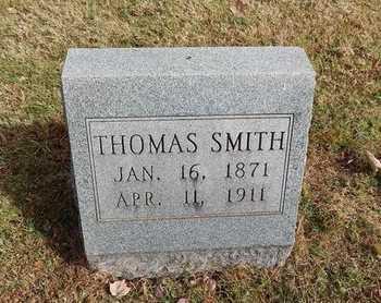 SMITH, THOMAS - Greene County, Missouri | THOMAS SMITH - Missouri Gravestone Photos