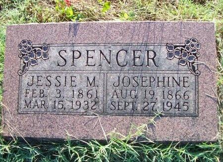 SPENCER, JESSIE M. - Greene County, Missouri | JESSIE M. SPENCER - Missouri Gravestone Photos
