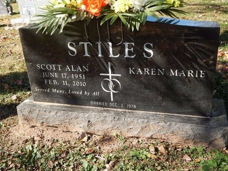 STILES, SCOTT ALAN - Greene County, Missouri | SCOTT ALAN STILES - Missouri Gravestone Photos