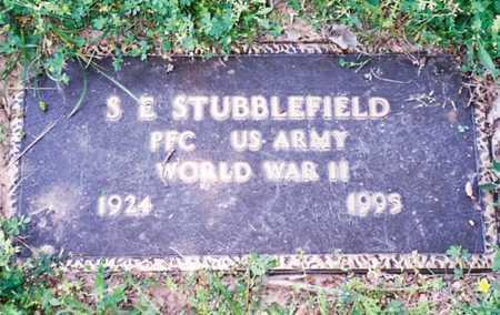 STUBBLEFIELD, SAM E VETERAN WWII - Greene County, Missouri | SAM E VETERAN WWII STUBBLEFIELD - Missouri Gravestone Photos