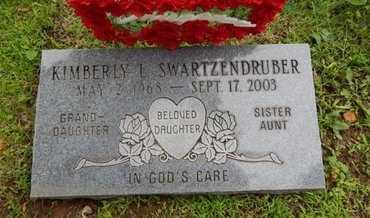SWARTZENDRUBER, KIMBERLY L - Greene County, Missouri | KIMBERLY L SWARTZENDRUBER - Missouri Gravestone Photos