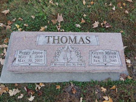 THOMAS, GLYNN MILAN - Greene County, Missouri | GLYNN MILAN THOMAS - Missouri Gravestone Photos