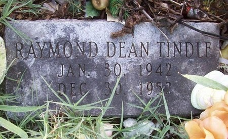 TINDLE, RAYMOND DEAN - Greene County, Missouri | RAYMOND DEAN TINDLE - Missouri Gravestone Photos