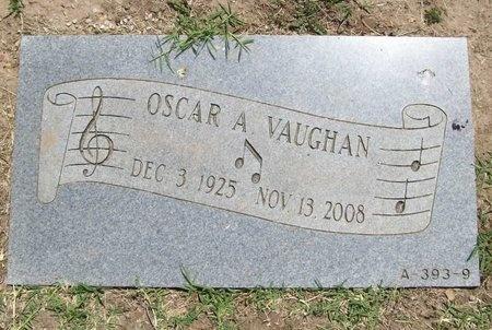 VAUGHAN, OSCAR A. - Greene County, Missouri   OSCAR A. VAUGHAN - Missouri Gravestone Photos
