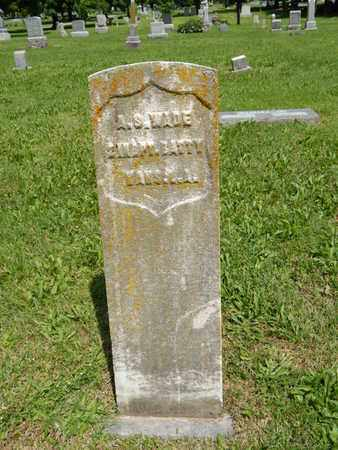 WADE, ALLEN S VETERAN UNION - Greene County, Missouri | ALLEN S VETERAN UNION WADE - Missouri Gravestone Photos