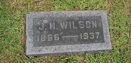 WILSON, J H - Greene County, Missouri | J H WILSON - Missouri Gravestone Photos