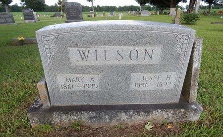 WILSON, JESSE H - Greene County, Missouri | JESSE H WILSON - Missouri Gravestone Photos