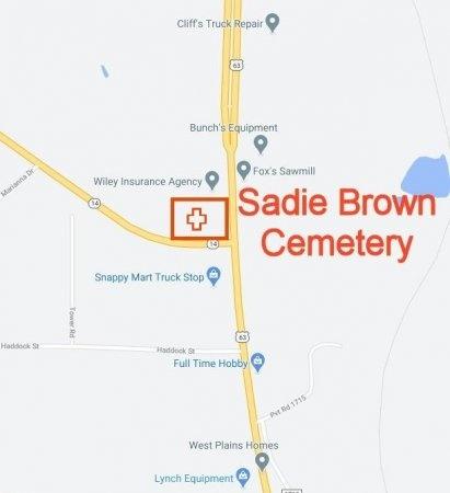 *, CEMETERY LOCATION - Howell County, Missouri   CEMETERY LOCATION * - Missouri Gravestone Photos