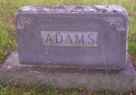 ADAMS, FAMILY MARKER - Howell County, Missouri | FAMILY MARKER ADAMS - Missouri Gravestone Photos