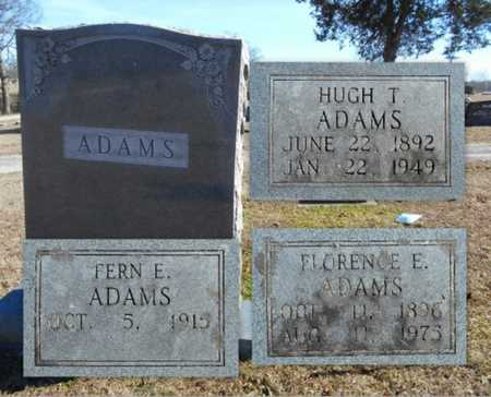 ADAMS, FLORENCE E. - Howell County, Missouri | FLORENCE E. ADAMS - Missouri Gravestone Photos