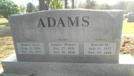 ADAMS, ROBERT ALAN - Howell County, Missouri | ROBERT ALAN ADAMS - Missouri Gravestone Photos