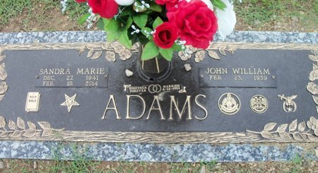 ADAMS, SANDRA MARIE - Howell County, Missouri | SANDRA MARIE ADAMS - Missouri Gravestone Photos