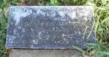 ADAMS, CLINTON DONALD VETERAN WWII - Howell County, Missouri | CLINTON DONALD VETERAN WWII ADAMS - Missouri Gravestone Photos