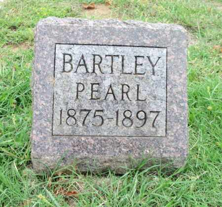BARTLEY, PEARL - Howell County, Missouri | PEARL BARTLEY - Missouri Gravestone Photos