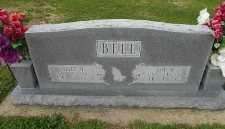 BELL, CARLOS HARDEN - Howell County, Missouri | CARLOS HARDEN BELL - Missouri Gravestone Photos