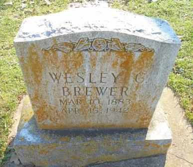 BREWER, WESLEY - Howell County, Missouri | WESLEY BREWER - Missouri Gravestone Photos