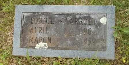 CARROLL, LONNIE - Howell County, Missouri | LONNIE CARROLL - Missouri Gravestone Photos