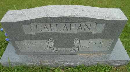 CALLAHAN, JAMES SAMUEL - Howell County, Missouri | JAMES SAMUEL CALLAHAN - Missouri Gravestone Photos