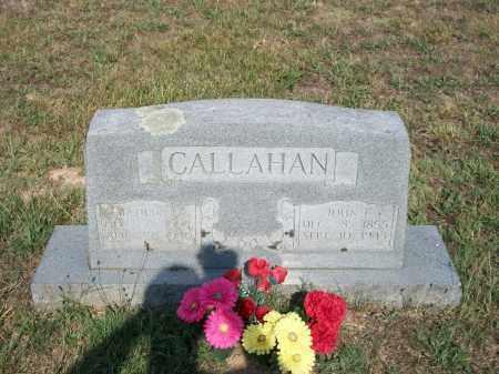 CALLAHAN, MATILDA C. - Howell County, Missouri | MATILDA C. CALLAHAN - Missouri Gravestone Photos