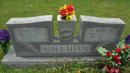 CALLAHAN, NOLENE MELCOME - Howell County, Missouri   NOLENE MELCOME CALLAHAN - Missouri Gravestone Photos