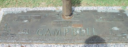 CAMPBELL, GARFIELD LAYTON - Howell County, Missouri | GARFIELD LAYTON CAMPBELL - Missouri Gravestone Photos