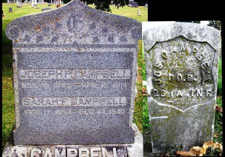 CAMPBELL, JOSEPH P VETERAN CW - Howell County, Missouri   JOSEPH P VETERAN CW CAMPBELL - Missouri Gravestone Photos