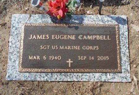 CAMPBELL, JAMES EUGENE VETERAN - Howell County, Missouri   JAMES EUGENE VETERAN CAMPBELL - Missouri Gravestone Photos