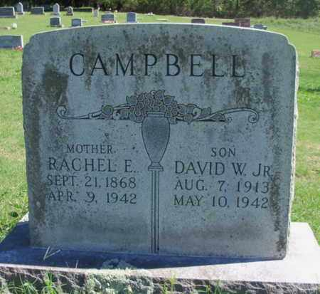CAMPBELL, DAVID WESLEY, JR - Howell County, Missouri | DAVID WESLEY, JR CAMPBELL - Missouri Gravestone Photos
