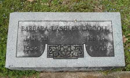 CARROLL, BARBARA - Howell County, Missouri | BARBARA CARROLL - Missouri Gravestone Photos