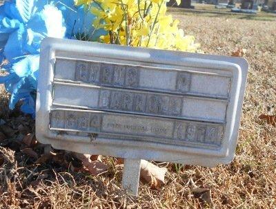 CARROLL, CYRUS PHILLIP - Howell County, Missouri   CYRUS PHILLIP CARROLL - Missouri Gravestone Photos