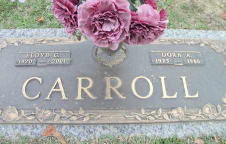 CARROLL, DORA A. - Howell County, Missouri | DORA A. CARROLL - Missouri Gravestone Photos