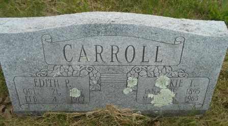 CARROLL, EDITH P. - Howell County, Missouri | EDITH P. CARROLL - Missouri Gravestone Photos