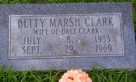 CLARK, BETTY - Howell County, Missouri | BETTY CLARK - Missouri Gravestone Photos