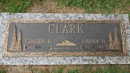 CLARK, LARRY B. - Howell County, Missouri   LARRY B. CLARK - Missouri Gravestone Photos