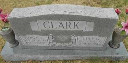 CLARK, NOBLE - Howell County, Missouri | NOBLE CLARK - Missouri Gravestone Photos