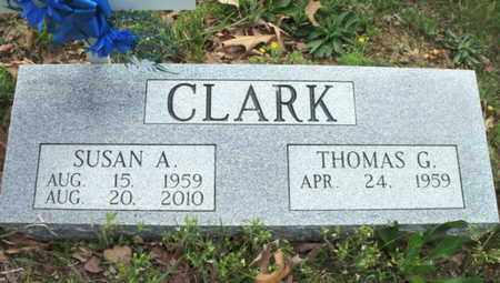 CLARK, SUSAN A. - Howell County, Missouri | SUSAN A. CLARK - Missouri Gravestone Photos