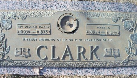 CLARK, WILLIAM HARRY, REV. - Howell County, Missouri | WILLIAM HARRY, REV. CLARK - Missouri Gravestone Photos