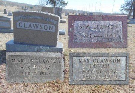 LOVAN, MAY - Howell County, Missouri | MAY LOVAN - Missouri Gravestone Photos