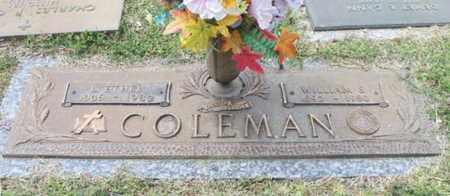 COLEMAN, LUTIE ETHEL - Howell County, Missouri | LUTIE ETHEL COLEMAN - Missouri Gravestone Photos