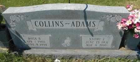 ADAMS, NAOMI - Howell County, Missouri   NAOMI ADAMS - Missouri Gravestone Photos