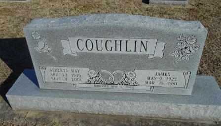 COUGHLIN, ALBERTA MAY - Howell County, Missouri | ALBERTA MAY COUGHLIN - Missouri Gravestone Photos