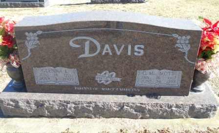 "DAVIS, C. M. ""MOTT"" - Howell County, Missouri | C. M. ""MOTT"" DAVIS - Missouri Gravestone Photos"