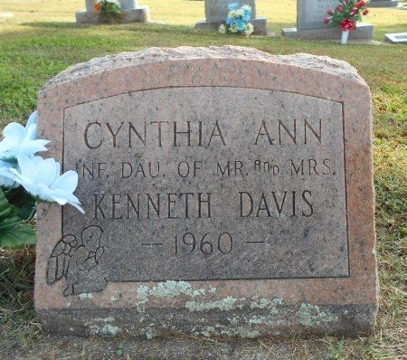 DAVIS, CYNTHIA ANN - Howell County, Missouri | CYNTHIA ANN DAVIS - Missouri Gravestone Photos