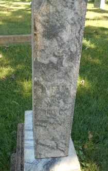 DAVIS, INFANT SON - Howell County, Missouri   INFANT SON DAVIS - Missouri Gravestone Photos