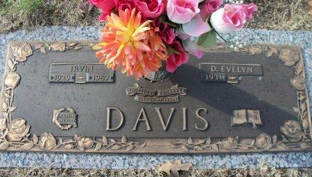 DAVIS, IRVIN - Howell County, Missouri | IRVIN DAVIS - Missouri Gravestone Photos