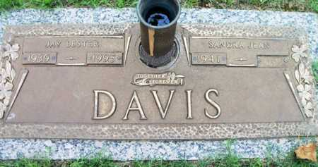 DAVIS, JAY LESTER - Howell County, Missouri | JAY LESTER DAVIS - Missouri Gravestone Photos