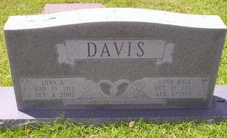 MYERS DAVIS, LURA KATHLEEN - Howell County, Missouri | LURA KATHLEEN MYERS DAVIS - Missouri Gravestone Photos